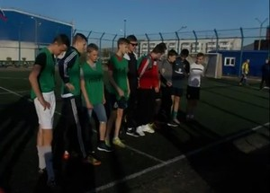 В Саяногорске завершился футбольный турнир среди любительских команд