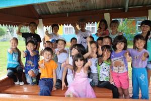 Дети Хакасии начали отдыхать в пришкольных лагерях