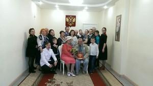 Золотых юбиляров поздравили в Саяногорске