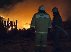 В Хакасии за неделю произошло девять бытовых пожаров
