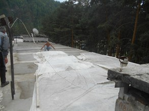 В Хакасии дом-«юбиляр» дождался капитального ремонта