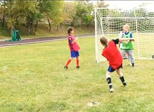 Юные футболисты Саяногорска пробились в заключительную стадию детской футбольной лиги