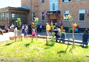 Прокуратура Саяногорска поздравила детей Хакасии с первым днем лета!