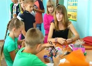 Саяногорским детям — активный отдых
