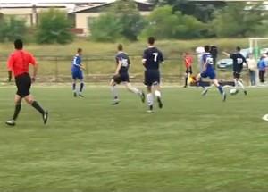 Юные саяногорские футболисты сыграли в финале регионального чемпионата