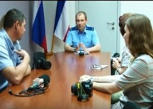 Новый прокурор Саяногорска дал первую пресс конференцию