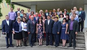 В Бограде состоялся семинар-совещание по развитию территориального общественного самоуправления