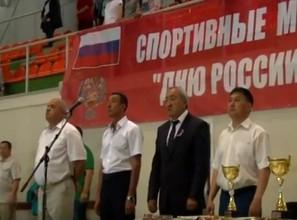 Саяногорские лицеисты едут на финал «Президентских спортивных игр»