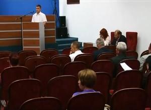 Депутаты Саяногорска на очередной сессии обсудили 3 главных вопроса