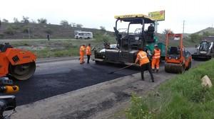 Большой дорожный летний ремонт начался в Хакасии