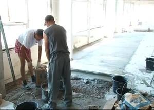 Легкой атлетикой в Саяногорске скоро можно будет заниматься и зимой