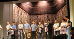 В Абакане прошел II Республиканский фестиваль отцов