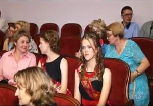 В Саяногорске прошел выпускной бал