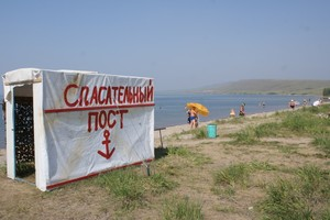 Общественные спасательные посты в Хакасии полностью готовы к приему отдыхающих