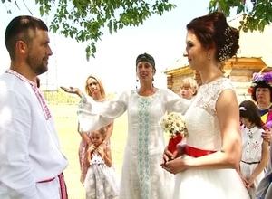 Этнокультурный комплекс «Ымай» Саяногорска встречает гостей свадебными обрядами