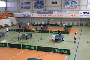В Саяногорске финишировала спартакиада сотрудников РУСАЛа