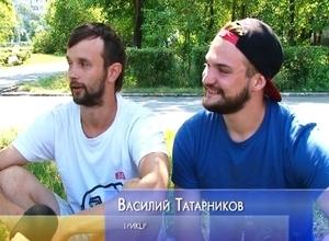 В Саяногорске снимается фильм о Трикинге