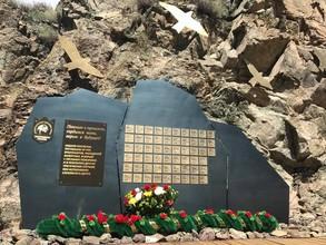 В Саяно-Шушенском заповеднике установлен первый в России «Мемориал памяти»