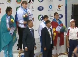 Татьяна Зырянова стала трехкратной чемпионкой мира