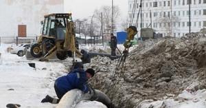 Сегодня спасатели Хакасии тренируются ликвидировать ЧС зимой