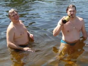 В Хакасии с начала купального сезона утонуло восемь человек