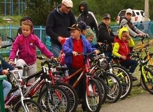 В Саяногорске прошел первый «Велофест»