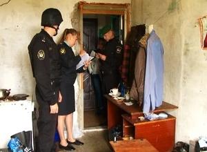 Саяногорца выселили из жилья по решению суда