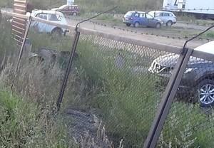 В Саяногорске 9-летний ребенок протаранил забор на квадроцикле