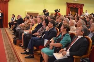 В Хакасии отметили столетие первых Cъездов хакасского народа