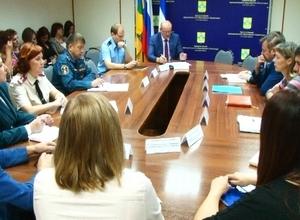 В администрации повели итоги жизни Саяногорска за август