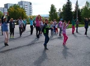 В Саяногорске завершились воскресные зарядки