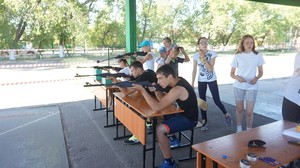 Спортсмены из Хакасии примут участие в фестивале «ГТО» в Крыму