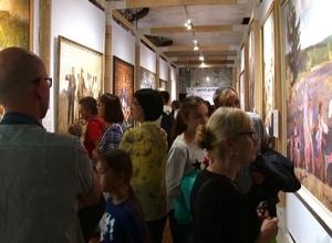 Выставка работ советских художников в Черемушках увеличивает время работы