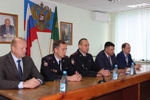 В полиции Саяногорска новое руководство