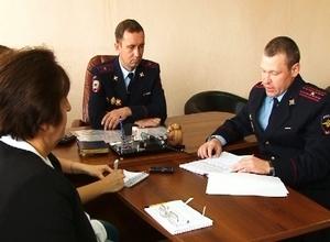 В Полиции Саяногорска обсудили вопросы противодействия коррупции