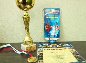 Саяногорский боксер выиграл очередной турнир