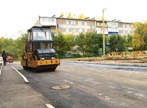 «Комфортная городска среда» Саяногорска в этом году близится к завершению