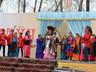 Хакасские свадебные традиции представили на «Уртун тойы»