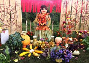 Аскизский район представил лучшую выставку плодов и овощей на празднике урожая «Уртун тойы»
