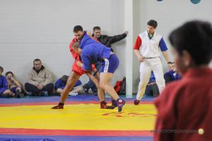 Самбисты из Хакасии представят регион на всероссийских соревнованиях