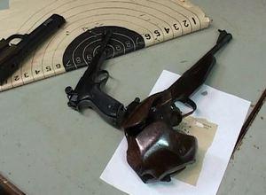 Саяногорский стрелок самый меткий в Хакасии