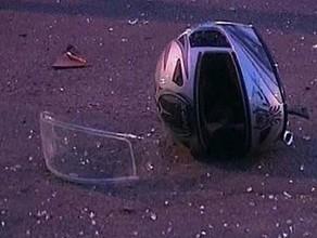 В Саяногорске разбился насмерть мотоциклист