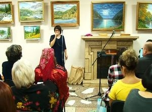 В Саяногорск съехались представители тюркских народов Сибири в честь Богини Ымай