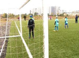 В Саяногорске завершился детский футбольный турнир «Золотая осень»