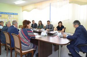 В Хакасии обсудили вопросы цифрового эфирного телевизионного вещания