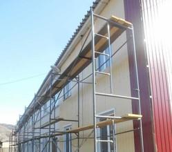 В Хакасии капитальный ремонт в многоквартирных домах выполнен на 70 процентов