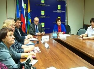 В Саяногорске по обмену опытом побывали члены общественной палаты Аскизского района