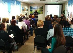 Городская библиотека приглашает участников и гостей на «Саяногорские встречи»