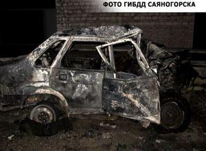 За выходные в Саяногорске произошло два серьезных ДТП