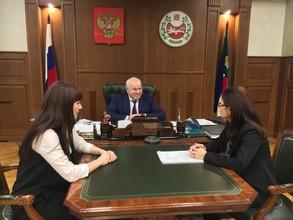 Глава Хакасии принял ряд кадровых решений